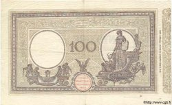 100 Lire ITALIE  1922 P.039f TTB