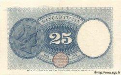 25 Lires ITALIE  1919 P.042b SPL