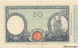 50 Lire ITALIE  1930 P.047b TTB+