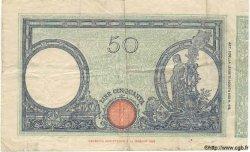 50 Lires ITALIE  1935 P.047c TTB