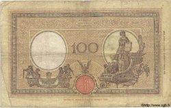 100 Lires ITALIE  1927 P.050a B+