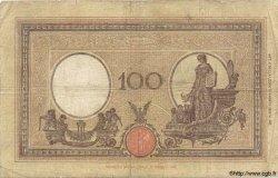 100 Lires ITALIE  1928 P.050a B+ à TB