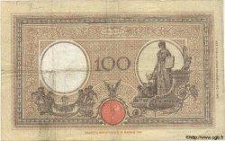 100 Lires ITALIE  1930 P.050b TB