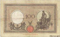 100 Lire ITALIE  1931 P.050c TB