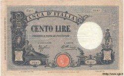100 Lires ITALIE  1931 P.050c pr.TTB
