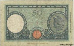 50 Lires ITALIE  1943 P.064 TB