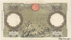 100 Lires ITALIE  1943 P.068 TB