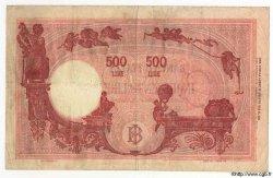 500 Lires ITALIE  1944 P.070a pr.TTB