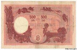 500 Lires ITALIE  1944 P.070a TTB