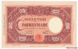 500 Lires ITALIE  1946 P.070d SPL