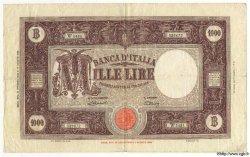 1000 Lire ITALIE  1946 P.072c pr.TTB