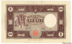 1000 Lire ITALIE  1946 P.072c SUP