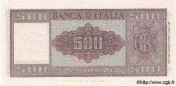 500 Lires ITALIE  1961 P.080b pr.NEUF