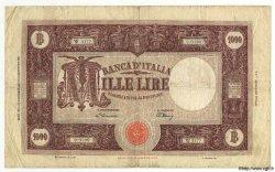 1000 Lire ITALIE  1947 P.081a B+