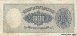 1000 Lires ITALIE  1947 P.082 TB+