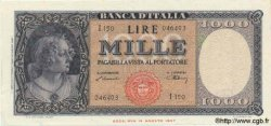 1000 Lires ITALIE  1948 P.088a SPL