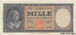 1000 Lires ITALIE  1959 P.088c TTB