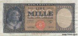 1000 Lires ITALIE  1961 P.088d TTB