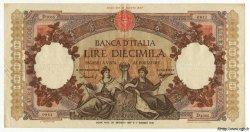 10000 Lires ITALIE  1957 P.089c TTB+
