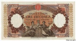 10000 Lires ITALIE  1960 P.089c TTB+