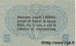 5 Centesimi ITALIE  1918 PM.01 pr.NEUF