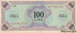 100 Lires ITALIE  1943 PM.15a TTB+