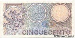 500 Lires ITALIE  1974 P.094 TTB+