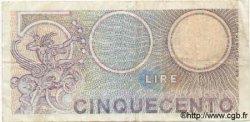 500 Lire ITALIE  1979 P.094 TTB