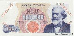 1000 Lires ITALIE  1962 P.096a NEUF