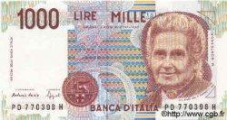 1000 Lires ITALIE  1990 P.114b NEUF