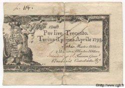 300 Lires ITALIE  1793 PS.127 TTB