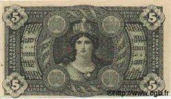 5 Lires ITALIE  1873 PS.222 NEUF