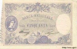 50 Lires ITALIE  1893 PS.223 SUP+