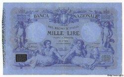 1000 Lires ITALIE  1878 PS.226 TB+