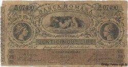 25 Lires ITALIE  1883 PS.281 B