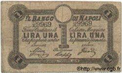 1 Lire ITALIE  1873 PS.364var TB+