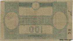 100 Lires ITALIE  1881 PS.383 TB+