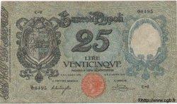 25 Lires ITALIE  1918 PS.401a TB