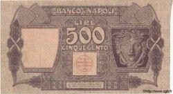 500 Lires ITALIE  1917 PS.404a pr.TTB