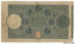100 Lires ITALIE  1913 PS.453c pr.TTB