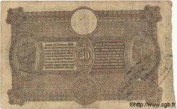 30 Lires ITALIE  1874 PS.471 TB à TTB