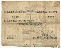 35 Scudi ITALIE  1792 PS.131 TB