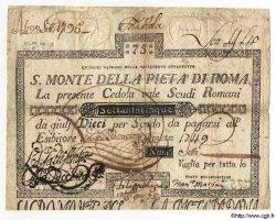 75 Scudi ITALIE  1788 PS.151 pr.TB