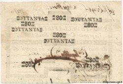 80 Scudi ITALIE  1797 PS.152 TTB+