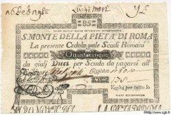 85 Scudi ITALIE  1797 PS.153 SPL