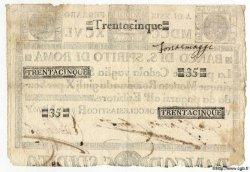 35 Scudi ITALIE  1796 PS.207 TTB+