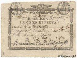 25 Bajocchi ITALIE  1798 PS.311 TTB