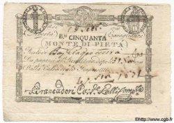 50 Bajocchi ITALIE  1798 PS.313 TTB