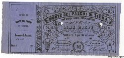 10 Lires ITALIE  1871 GME.0018 SUP