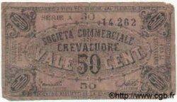 50 Centesimi ITALIE  1870 GME.0342 B